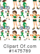Fitness Clipart #1475789 by Graphics RF
