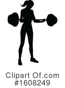 Fitness Clipart #1608249 by AtStockIllustration