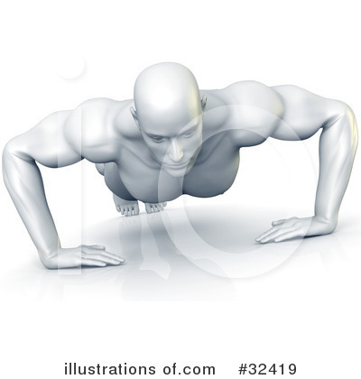 Fitness Clipart #32419 by Tonis Pan