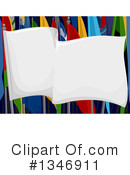 Flag Clipart #1346911 by BNP Design Studio