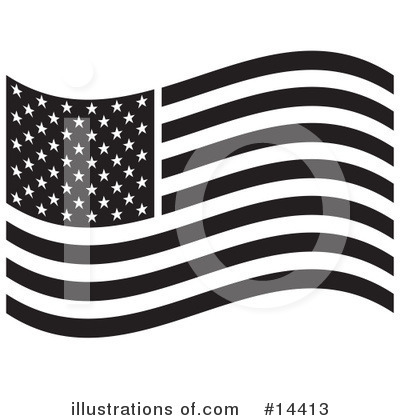 Fourth Of July Clipart #14413 by Andy Nortnik