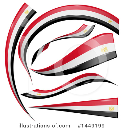 Flag Clipart #1449199 by Domenico Condello