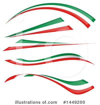 Flag Clipart #1449200 by Domenico Condello