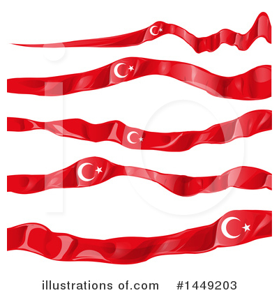 Flag Clipart #1449203 by Domenico Condello