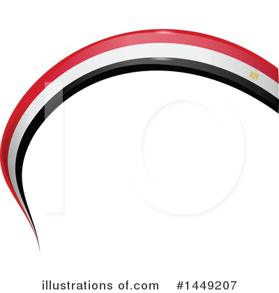 Flag Clipart #1449207 by Domenico Condello