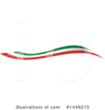 Royalty-Free (RF) Flag Clipart Illustration by Domenico Condello - Stock Sample #1449215