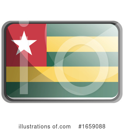 Flag Clipart #1659088 by Morphart Creations