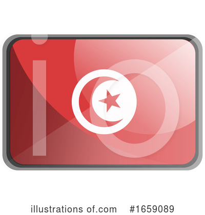 Flag Clipart #1659089 by Morphart Creations