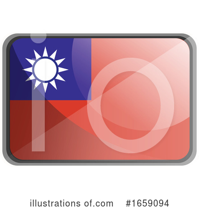 Flag Clipart #1659094 by Morphart Creations