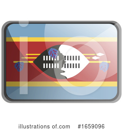 Flag Clipart #1659096 by Morphart Creations
