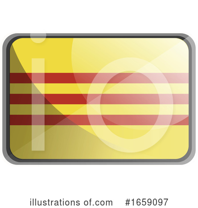 Flag Clipart #1659097 by Morphart Creations