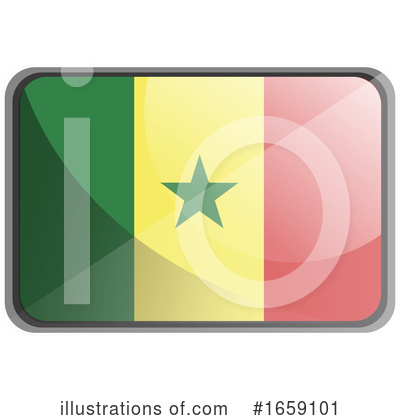 Flag Clipart #1659101 by Morphart Creations