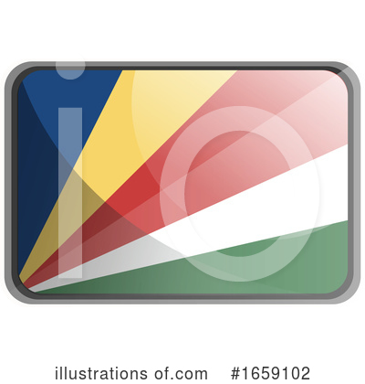 Flag Clipart #1659102 by Morphart Creations