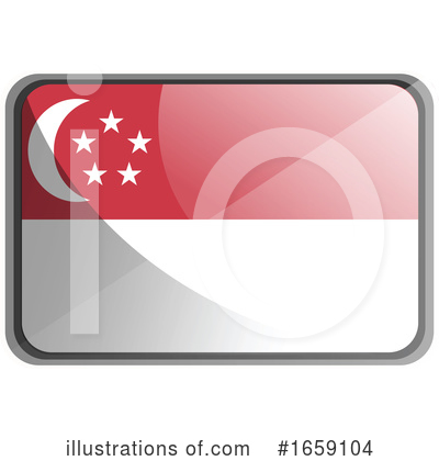 Flag Clipart #1659104 by Morphart Creations