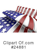 Flag Clipart #24881 by KJ Pargeter