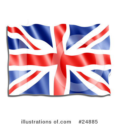 Union Jack Clipart #24885 by KJ Pargeter