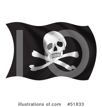 Flag Clipart #51833 by stockillustrations