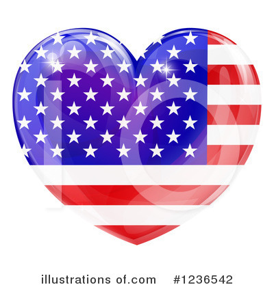 Flag Clipart #1236542 by AtStockIllustration