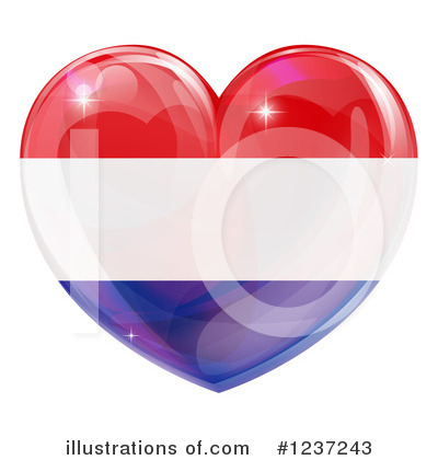Flag Clipart #1237243 by AtStockIllustration