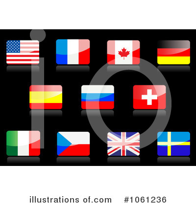 Usa Clipart #1061236 by Vector Tradition SM
