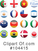Flags Clipart #104415 by elaineitalia