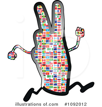 Hand Clipart #1092012 by Andrei Marincas