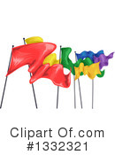 Flags Clipart #1332321