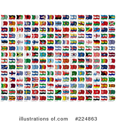 Haiti Clipart #224863 by stockillustrations
