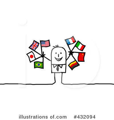 Tourists Clipart #432094 by NL shop