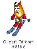Flame Clipart #9189