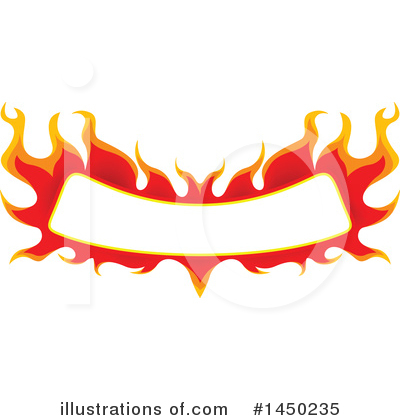 Flames Clipart #1450235 by dero