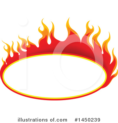 Flames Clipart #1450239 by dero
