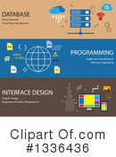 Flat Icons Clipart #1336436 by ColorMagic