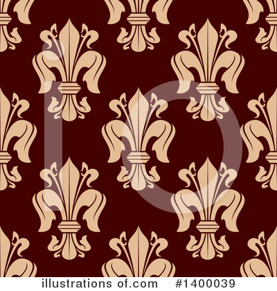 Fleur De Lis Clipart #1400039 by Vector Tradition SM