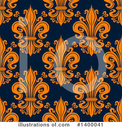 Fleur De Lis Clipart #1400041 by Vector Tradition SM