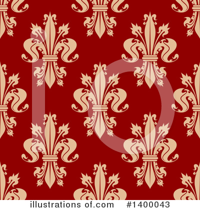 Fleur De Lis Clipart #1400043 by Vector Tradition SM