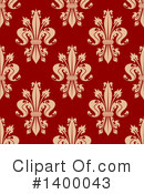 Royalty-Free (RF) Fleur De Lis Clipart Illustration #1400043