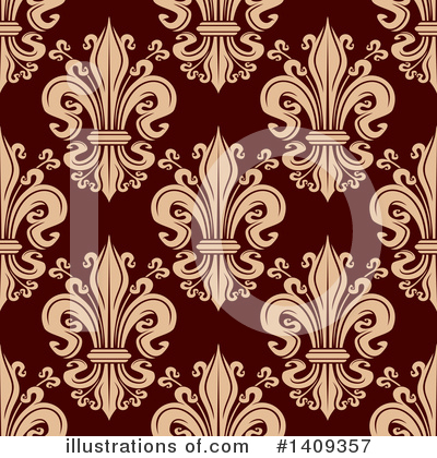 Fleur De Lis Clipart #1409357 by Vector Tradition SM