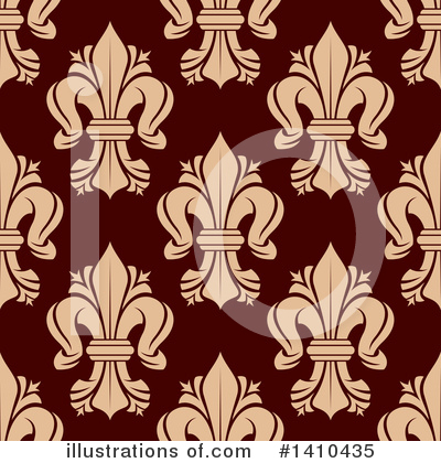 Fleur De Lis Clipart #1410435 by Vector Tradition SM