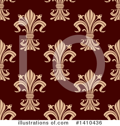 Fleur De Lis Clipart #1410436 by Vector Tradition SM