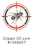 Royalty-Free (RF) Flies Clipart Illustration #1099257