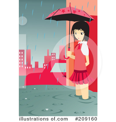 Rain Clipart #209160 by mayawizard101