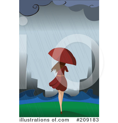 Rain Clipart #209183 by mayawizard101