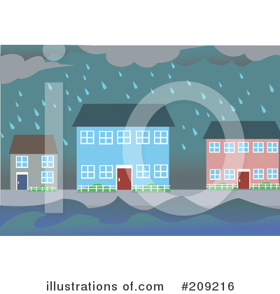 Rain Clipart #209216 by mayawizard101
