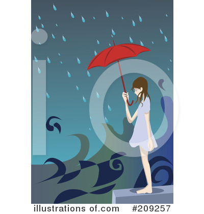 Rain Clipart #209257 by mayawizard101