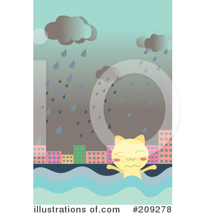 Rain Clipart #209278 by mayawizard101