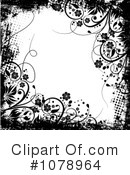 Floral Background Clipart #1078964
