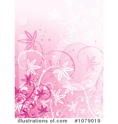 Flowers Clipart #1079019 by KJ Pargeter