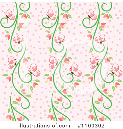 Pattern Clipart #1100302 by Cherie Reve