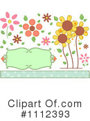 Floral Clipart #1112393 by BNP Design Studio